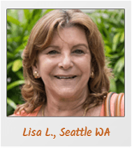 Lisa L., Seattle, WA
